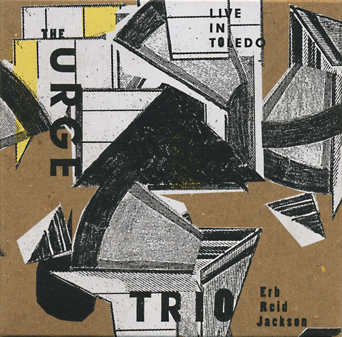 Christoph Erb, Tomeka Reid, Keefe Jackson, Live in Toledo, Urge Trio, Veto Records Exchange